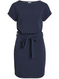 Vila Jurk VIMAEVA S/S DRESS 14051847 Navy Blazer