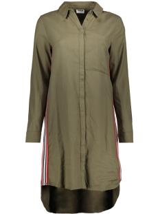 nmcurtis l/s shirt dress 3 27006717 noisy may jurk kalamata/tape