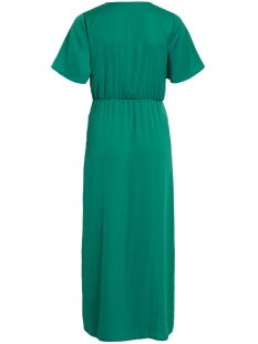 vifloating 2/4 ankle dress/za 14050506 vila jurk pepper green