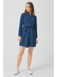 denim jurk 41903822504 q/s designed by jurk 58y2