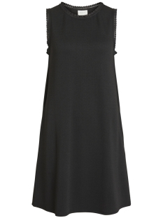 Vila Jurk VISALDA S/L DRESS 14051888 Black