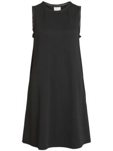 visalda s/l dress 14051888 vila jurk black