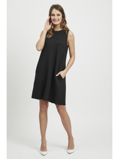 visalda s/l dress 14051888 vila jurk black
