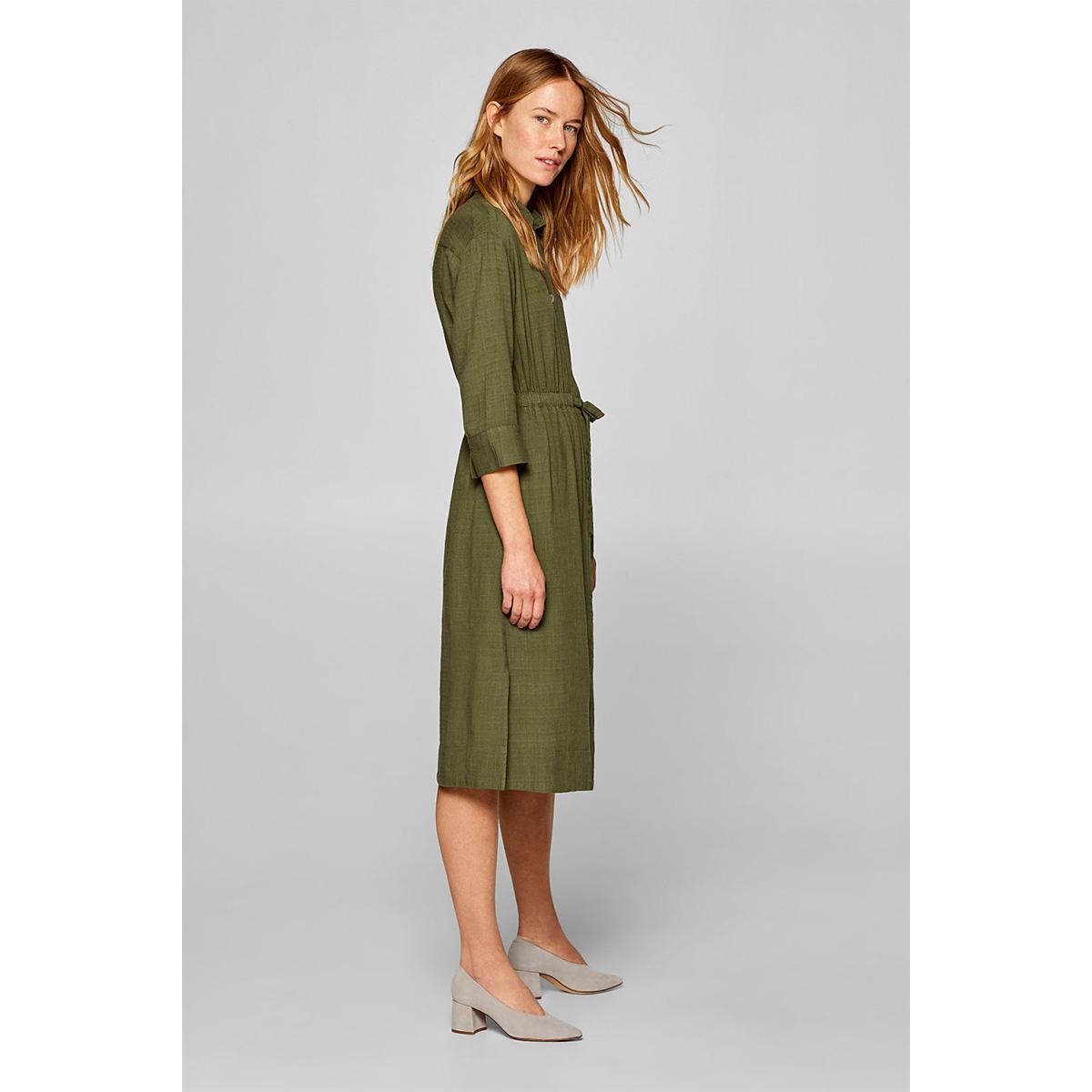 overhemd jurk in crinkle look 039cc1e007 edc jurk c365