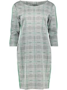 Luba Jurk ODINA DRESS 4701 ODINA DRESS 4701 RUIT GROEN