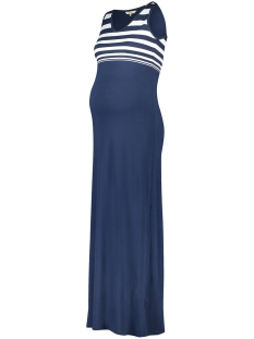 Noppies Positie jurk PIA 90332 DRESS BLUES