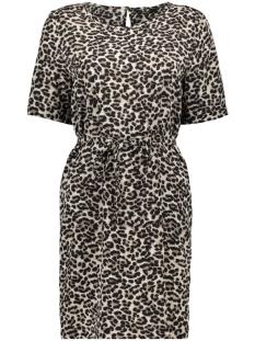onlwinner ss dress noos wvn 15178831 only jurk pumice stone/leo