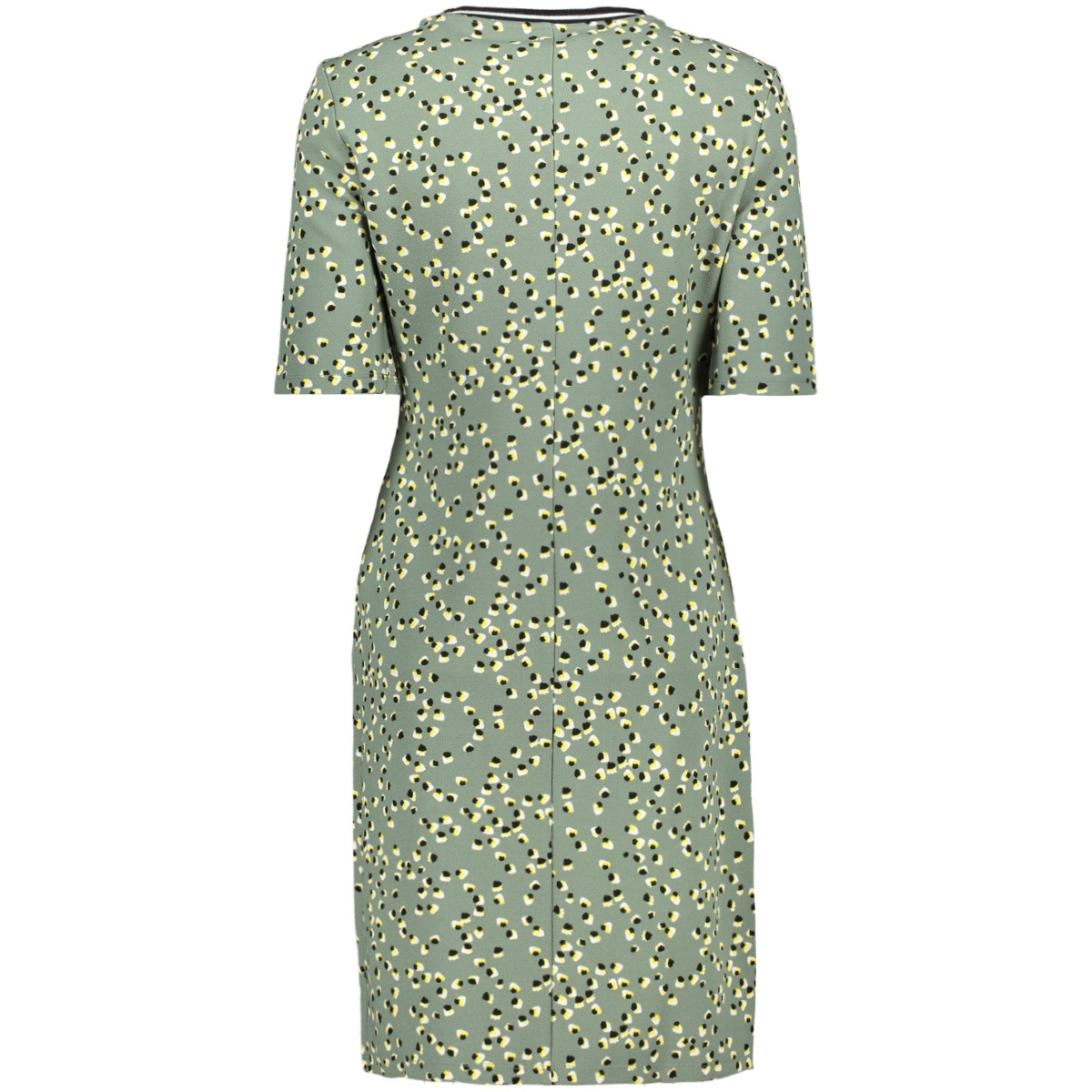 vmkim gabrielle dress  exp 10220948 vero moda jurk laurel wreath/kim