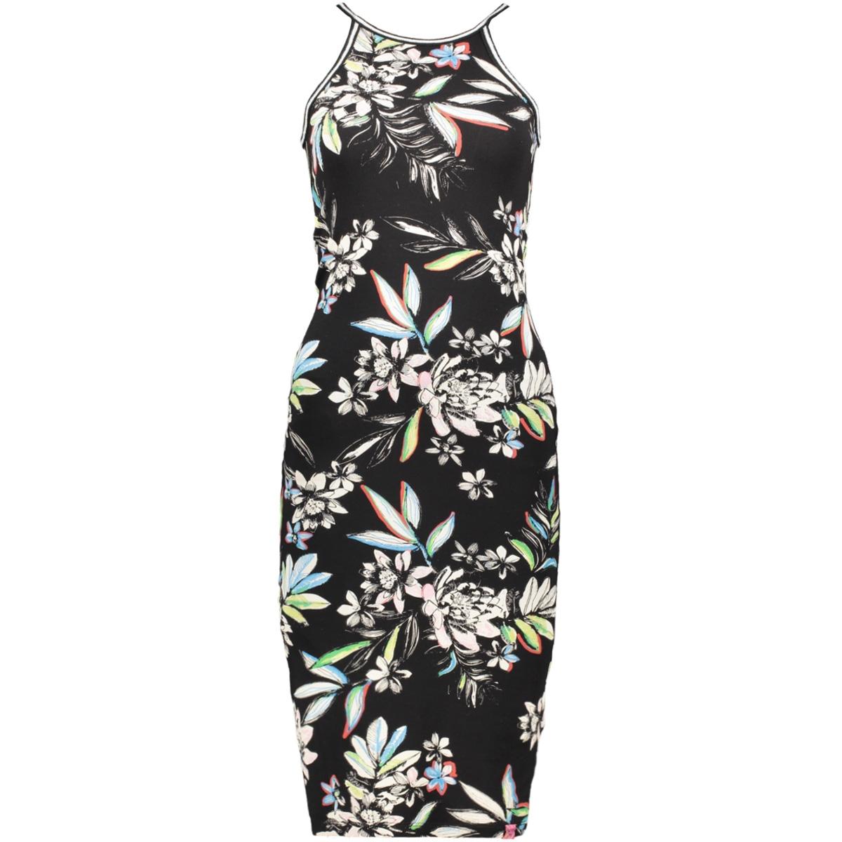 tianamidi dress g80118mt superdry jurk alice tropical