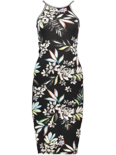 Superdry Jurk TIANAMIDI DRESS G80118MT ALICE TROPICAL