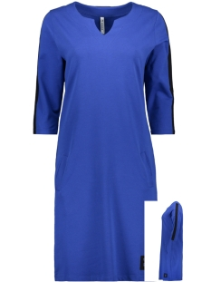Zoso Jurk SWEAT DRESS SR1934 COBALT/NAVY