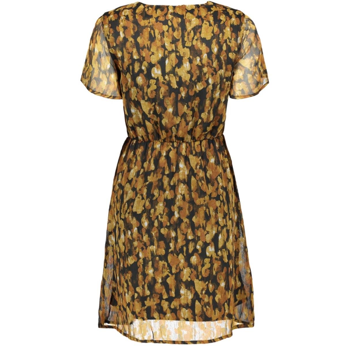 e5011747f64768 vmwonda s s short dress pi 10217165 vero moda jurk black mary ann