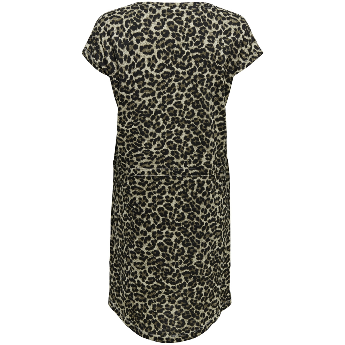 onlmay s/s dress noos 15153021 only jurk pumice stone