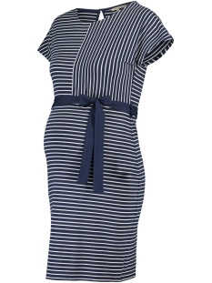Noppies Positie jurk DRESS SS PAULA YD 90331 DRESS BLUES