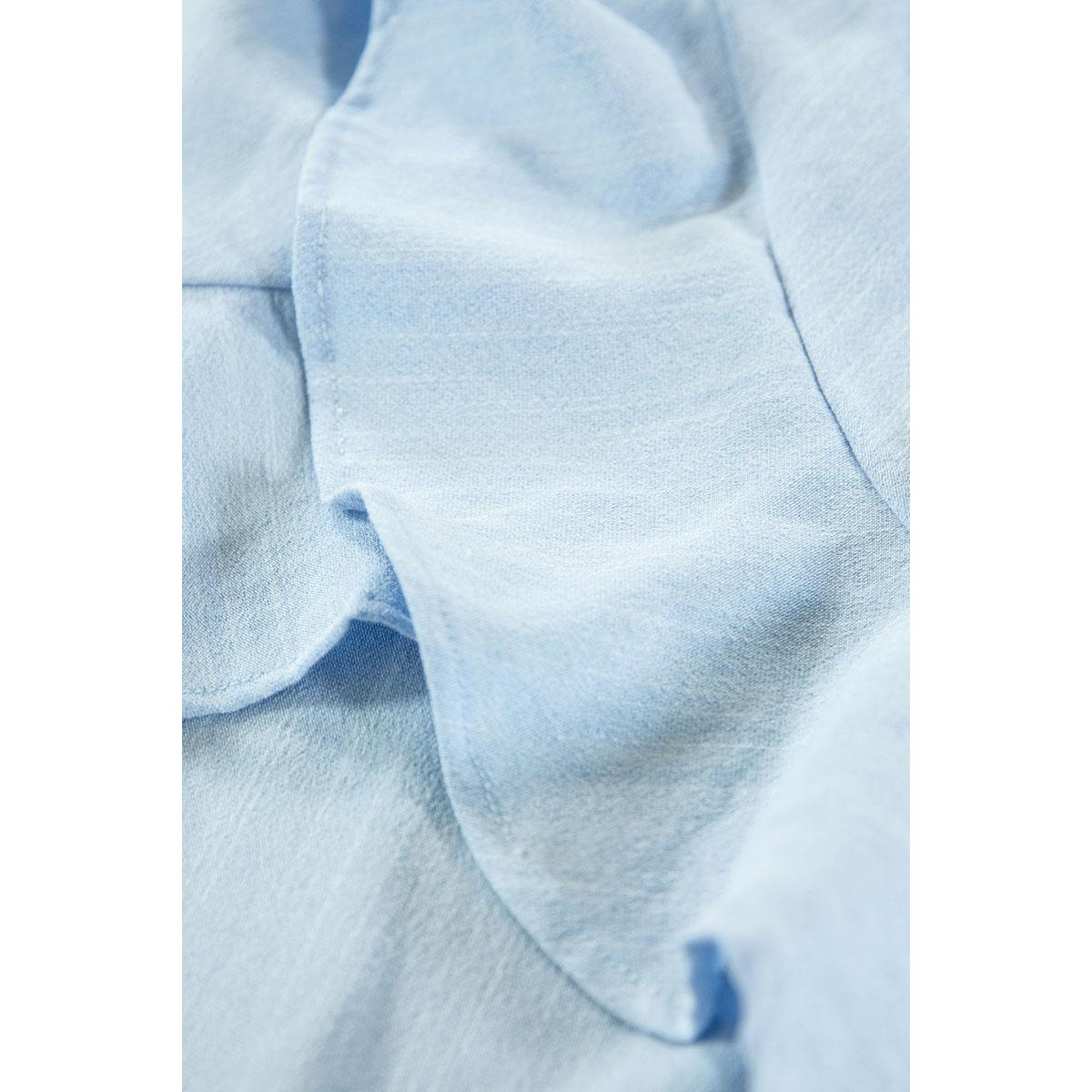 d90283 garcia jurk 223 indigo blue