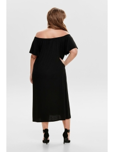 carever ss dress 15180095 only carmakoma jurk black