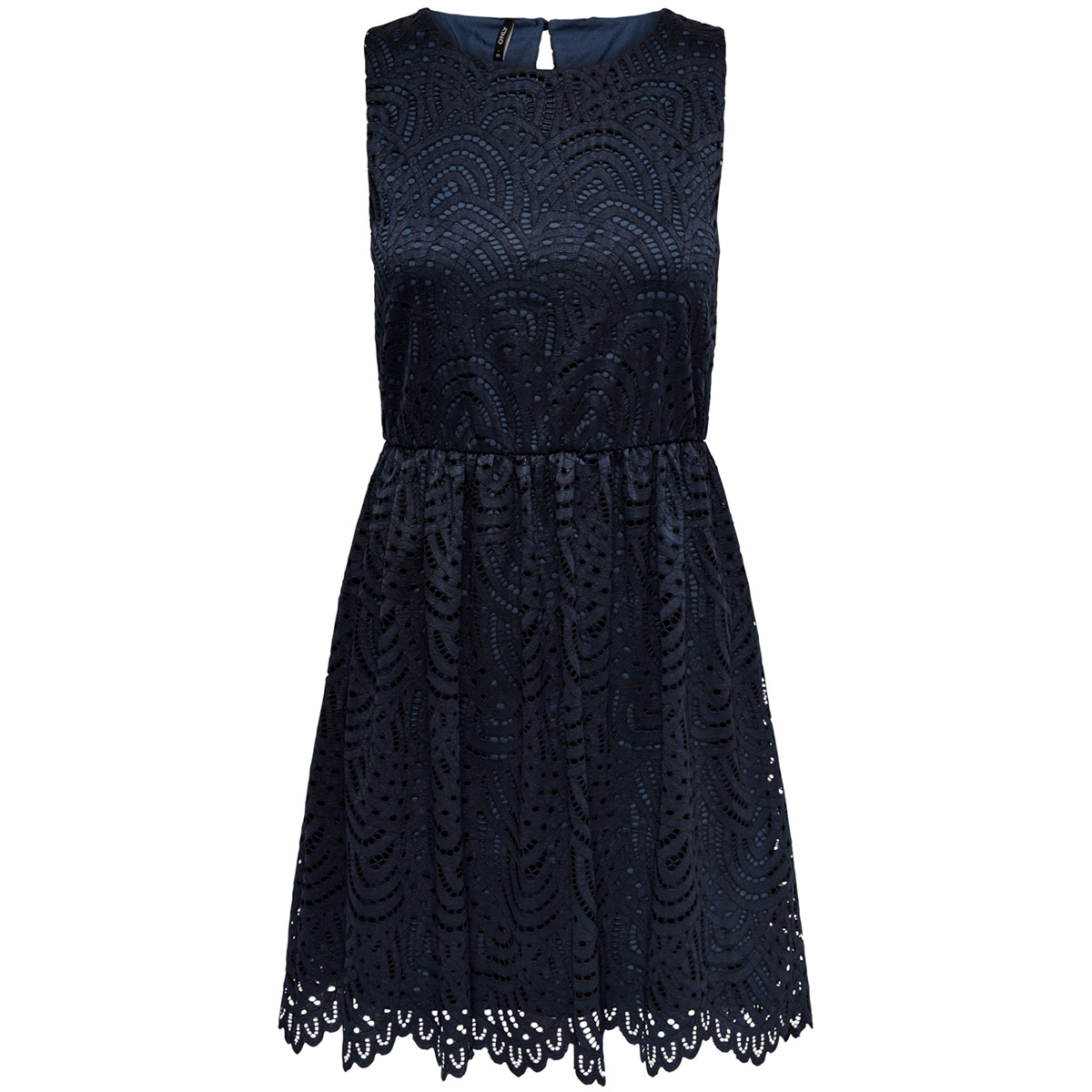 onledith s/l dress jrs noos 15173867 only jurk night sky