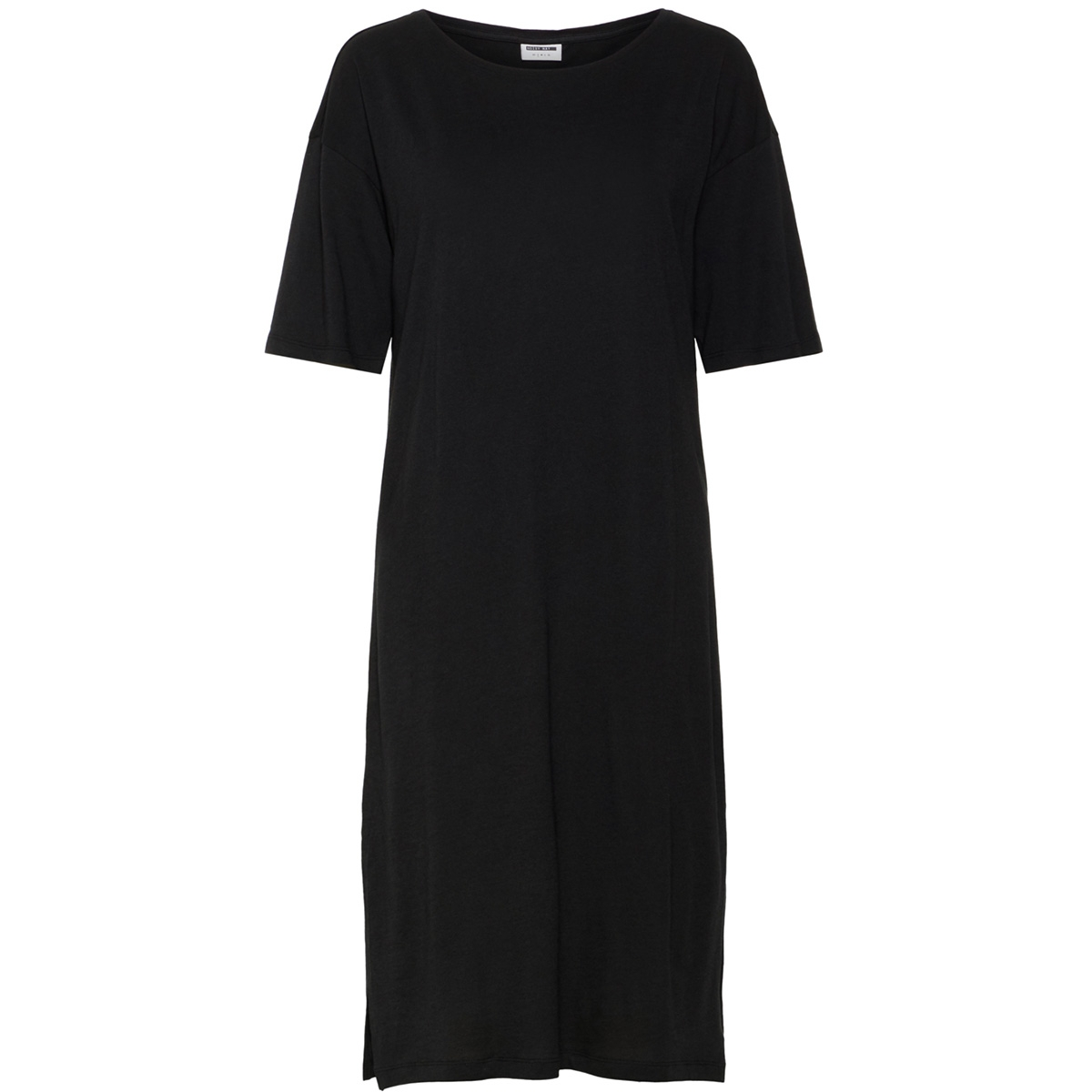nmmayden 2/4 dress noos 27005758 noisy may jurk black/plain