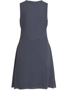 vidottia s/l dress 14051394 vila jurk navy blazer