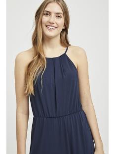 vitaini s/l short dress 14052062 vila jurk navy blazer