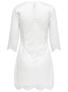 onledith 3 4 dress jrs 15173865 only jurk cloud dancer