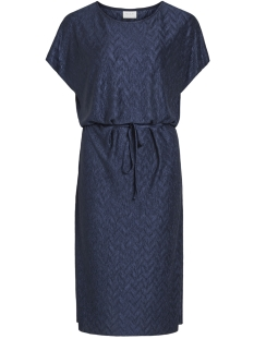 Vila Jurk VIMIKKO S/S DRESS 14051484 Navy Blazer