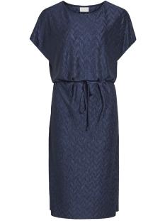 vimikko s/s dress 14051484 vila jurk navy blazer