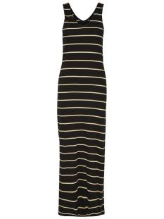 ONLJULY S/L LONG V-NECK DRESS NOOS 15176104 Black