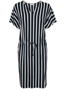 Jacqueline de Yong Jurk JDYALINA S S DRESS JRS 15174790 Navy Blazer