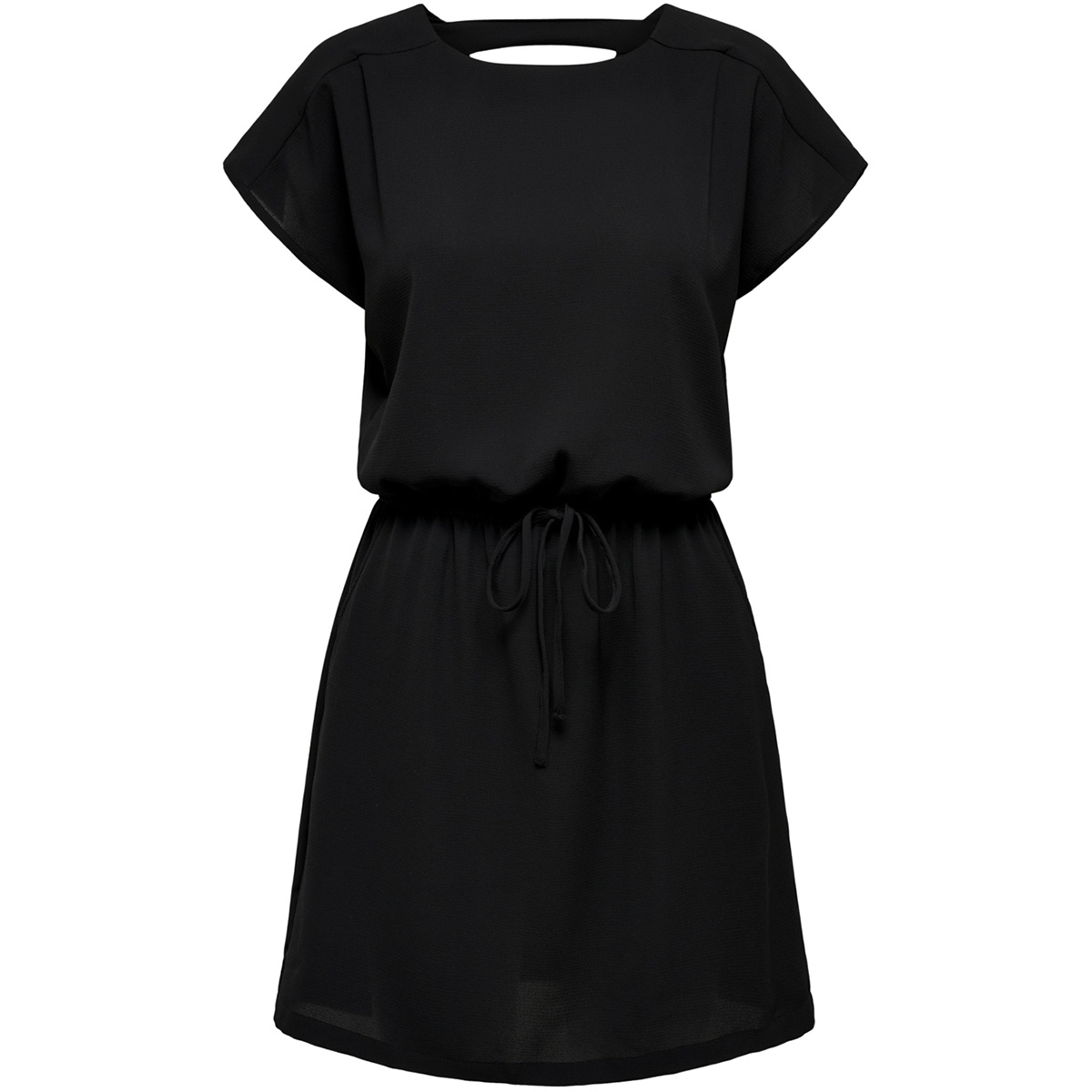 onlmariana myrina s s det dress noo 15178544 only jurk black