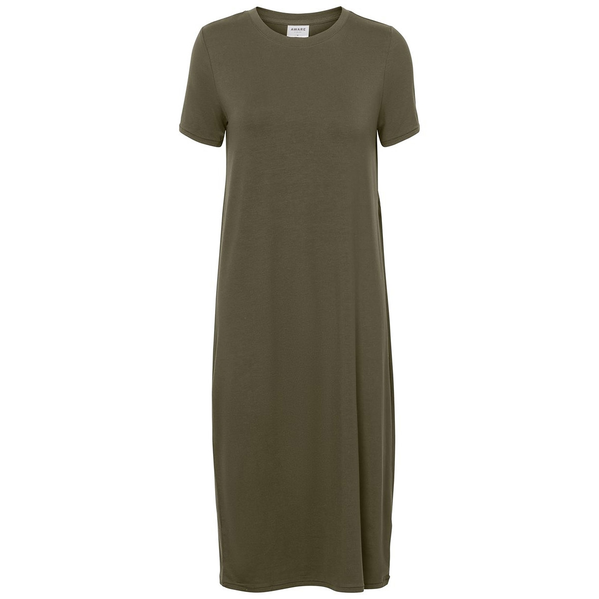 vmgava ss dress vma color 10217872 vero moda jurk ivy green