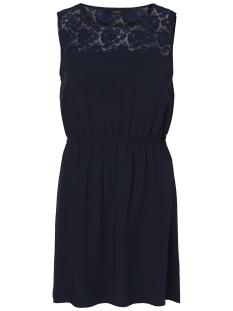 vmboca s l lace short dress 10211583 vero moda jurk navy blazer