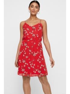 vmwonda singlet short dress exp 10166410 vero moda jurk chinese red