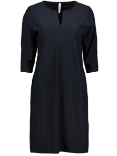 Zoso Jurk MANON TRAVEL BASIC DRESS 192 NAVY