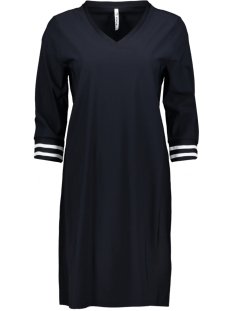 Zoso Jurk BELLE TRAVEL TUNIC WITH RIB 192 NAVY