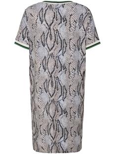 onlsport s/s dress jrs 15183054 only jurk black/green/blac