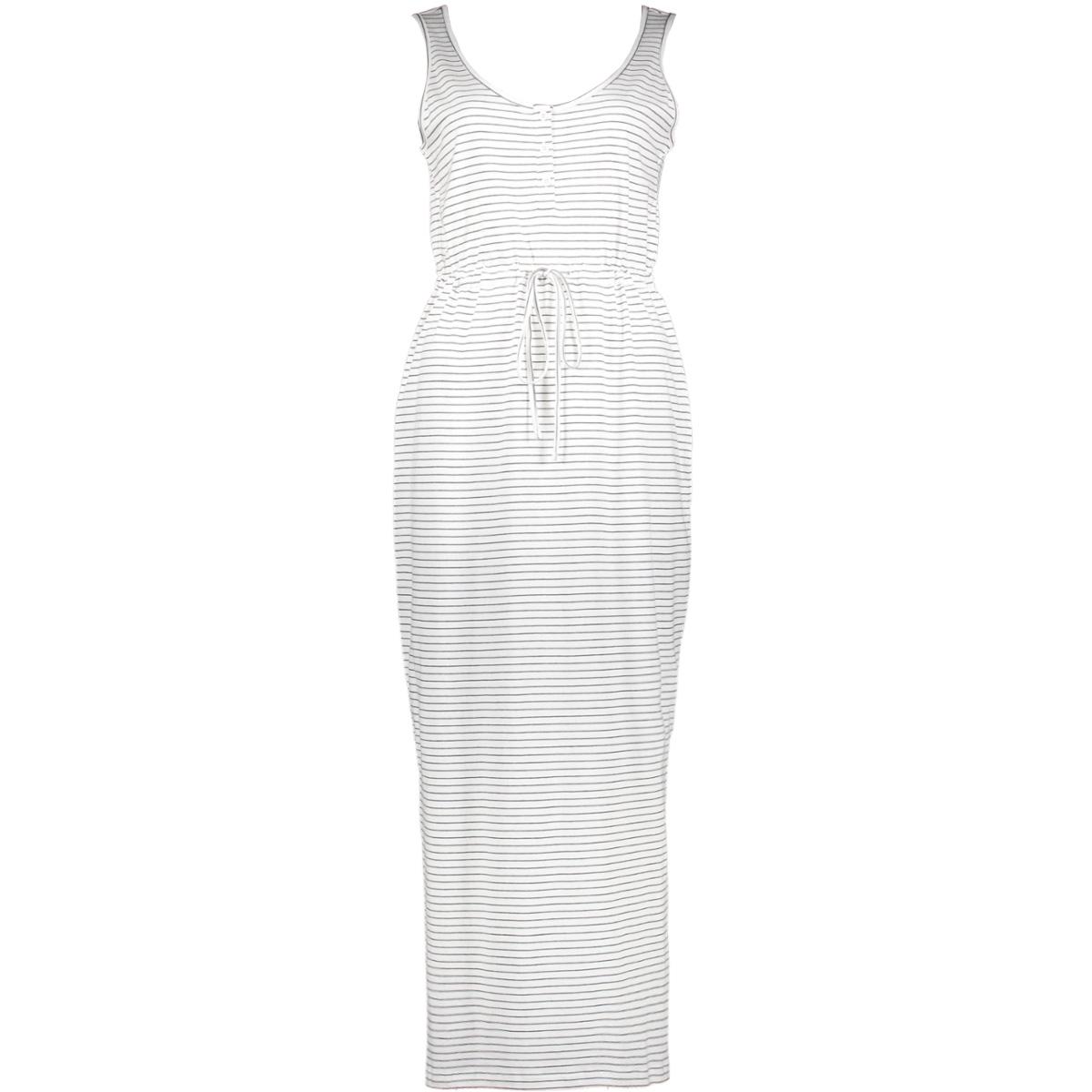 vmdaina dress ga color 10215452 vero moda jurk snow white/narrow nig