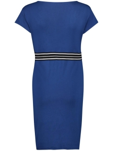 dress ss elastic s0984 supermom positie jurk monaco blue