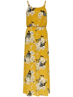 Only Jurk ONLWINNER SL MAXIDRESS NOOS WVN 15177381 Vibrant Yellow/MIE FLOWER