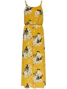 Only Jurk ONLWINNER SL MAXIDRESS NOOS WVN 15177381 Vibrant Yellow/MIE FLOWER