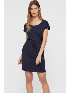vmapril ss short dress ga color 10213298 vero moda jurk night sky