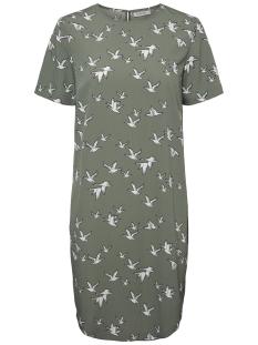 50f0d0970d5774 -33% Pieces Jurk PCBIRDY SS DRESS D2D 17097898 Laurel Wreath TWO BIRDS