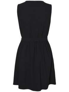 pcesmo sl dress camp 17098958 pieces jurk black
