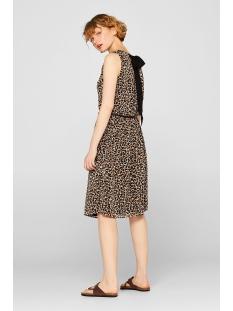 chiffon jurk met strik 049eo1e035 esprit collection jurk e001