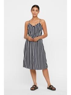 vmsasha singlet dress noos 10215358 vero moda jurk navy blazer