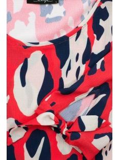 tamara dress dayz jurk animal red