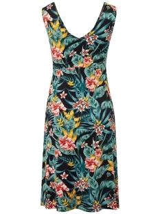jurk met knopendetail 1011397xx70 tom tailor jurk 17739