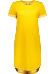 Jacqueline de Yong Jurk JDYIVY S/S DRESS JRS 15174793 Lemon
