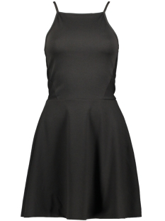 Only Jurk ONLLOUISA S/L DRESS JRS 15184654 Black