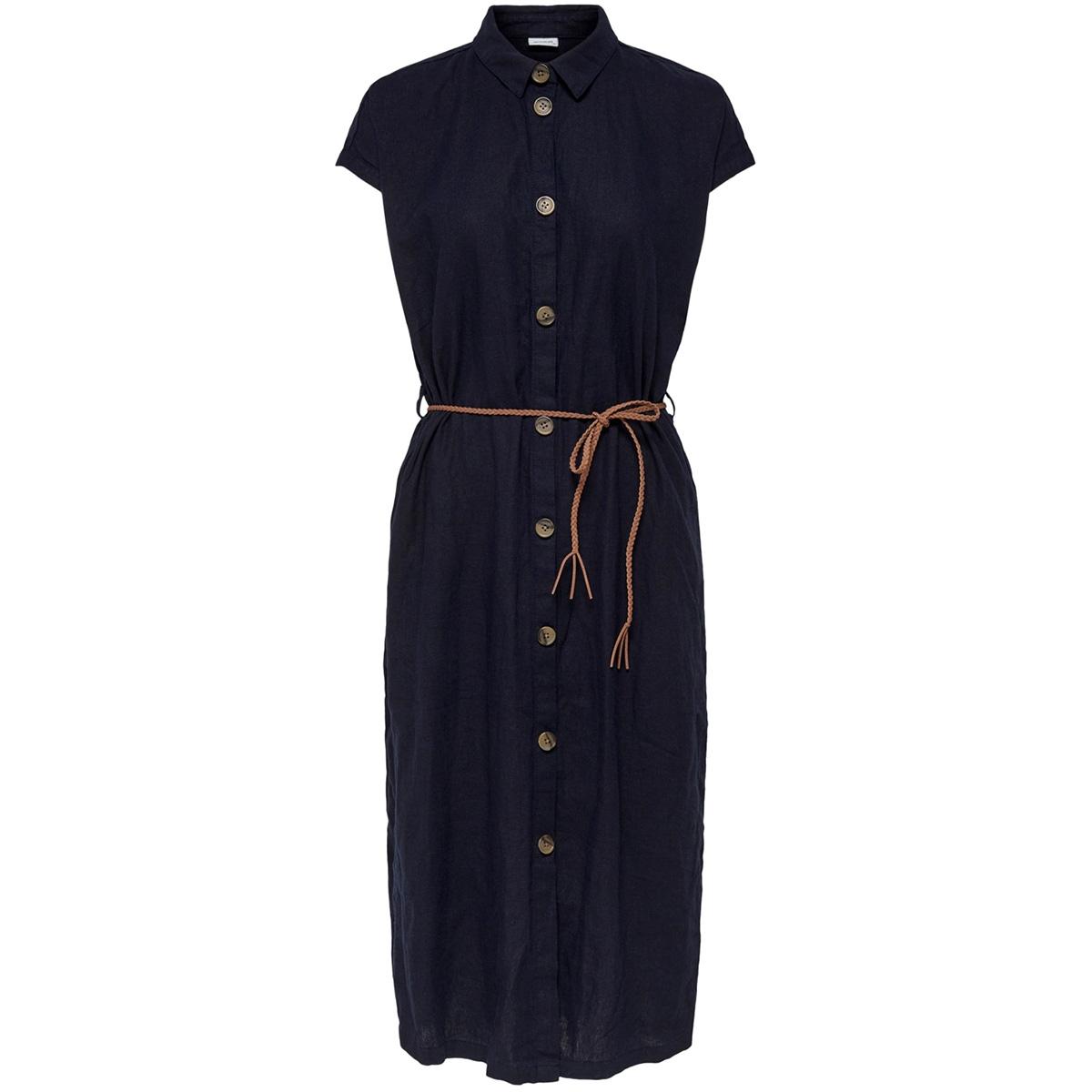 jdykalifa s/s dress wvn 15182058 jacqueline de yong jurk sky captain